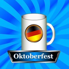 Sign Oktoberfest