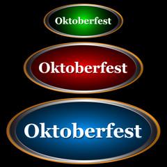 Three icons Oktoberfest