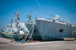 radar systems on military ships