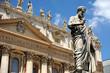 Rom Petersdom Detail