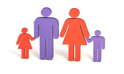 Familien Zusammenhalt