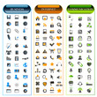 108 Business, Internet and Communication icons