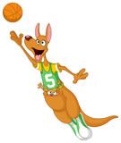 Basketball kangaroo