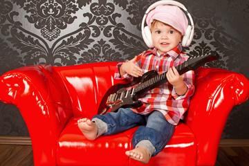 kleiner rockstar