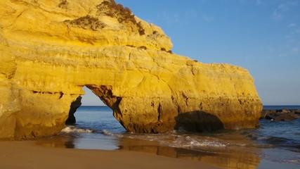 Algarve Strand vid 13 orig