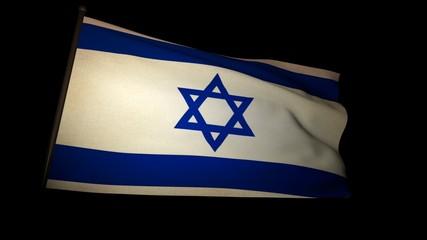 Flag Israel 01
