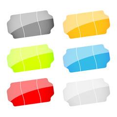 Preisschilder - Set (I)