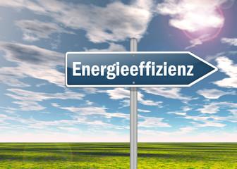 """Wegweiser """"Energieeffizienz"""""""