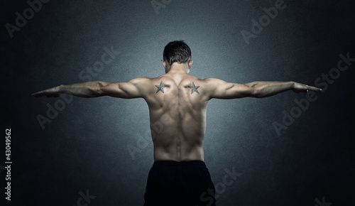 Fototapeten,aktiv,arm,athlet,sportlich