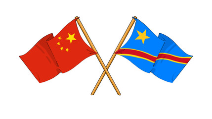China and Democratic Republic of the Congo alliance and friendsh