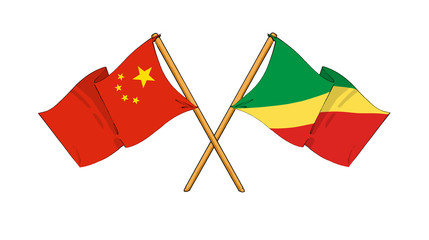 China and Republic of the Congo alliance and friendship