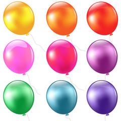 Big Set Balloons