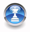 """King glossy icon"" (Chess collection: 7/7)"