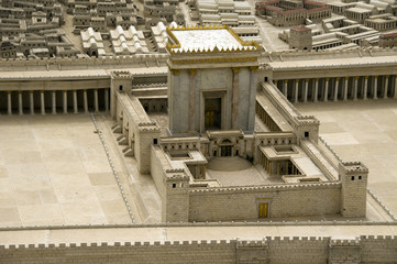 3th new temple jerusalem