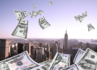 Flying Money New York