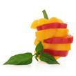Pepper Stripes