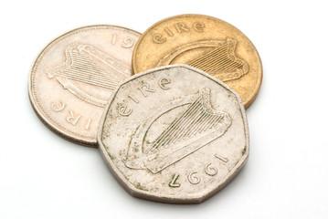 old irish coins