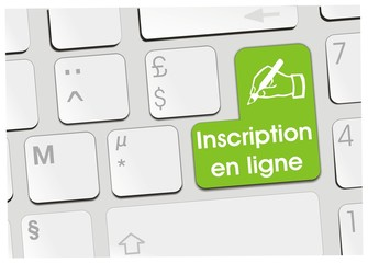 clavier inscription en ligne