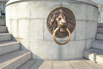 Фрагмент памятника Екатерине Второй. Одесса. Украина