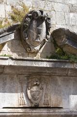 Tomba di Rotari. Monte Sant'Angelo. Puglia. Italy.