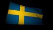 Flag Sweden 01