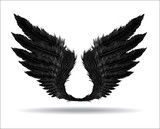 Fototapety Wings of Darkness
