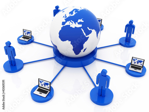 Global blue Network