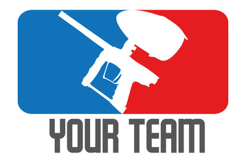 paintball teamlogo