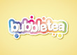 Bubble Tea Logo