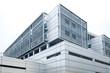 modernes Industriegebäude - Produktion