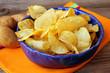 Bio Kartoffelchips