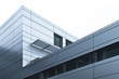 moderner Industriebau - Büro