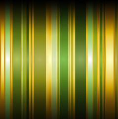 Strisce verdi oro