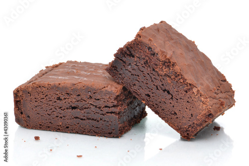 Two Brownies