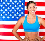 USA athlete
