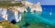 Kleftiko, Milos island, Cyclades, Greece - 43094167