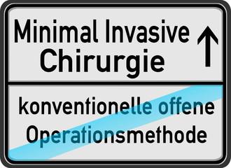 Minimal Invasiv