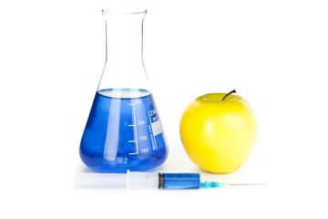 Apple genetically modified