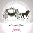 Vintage Luxury carriage