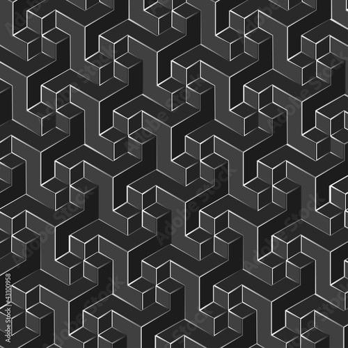 Isometric Background