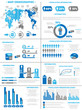 INFOGRAPHIC DEMOGRAPHICS  POPULATION 3 BLUE