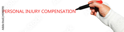 Personal injury compensation