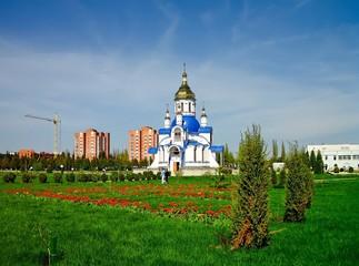 Church of St. Valentine, Sumy, Ukraine