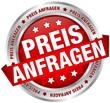 """Button Banner """"Preis anfragen"""" rot/silber"""