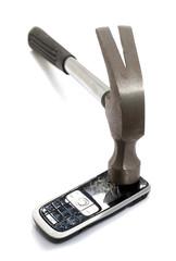 téléphone portable obsolète