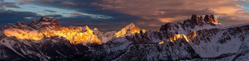 Croda Da Lago Dolomiti