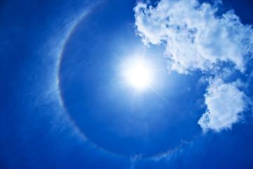 Sun Halo