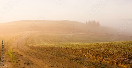 Val d'Orcia Toscana © Pixelshop