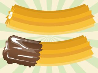 churros chocolat