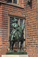 Herald statue in Bremen